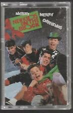 New Kids On The Block - Merry, Merry Christmas 1989 (Audio Cassette) FCT 45280