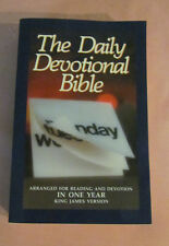 Daily Devotional (1988, Paperback)