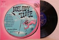 """RICHARD CREAM AND HIS ORCHESTRA -MELODY TIME- MADE IN USA 10"""" LP WALTZ"""