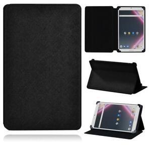 Folio Leather Flip Smart Stand Case Cover For Archos Core 101 / Core 80 + Stylus