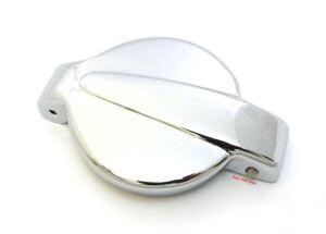 Genuine Honda Chrome Motorcycle Fuel Tank Cap - 17510-323-310