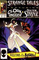 Strange Tales (vol.2) #4 -- featuring Doctor Strange -- new movie (VG+   4.5)