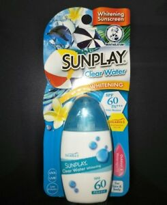 Sunplay Clear Water Whitening SPF60PA+++ 35g