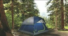 Coleman 9x7 2000024582 Camping Dome Tent - Green/Navy