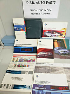 Repair Manuals Literature For Bmw 323ci For Sale Ebay