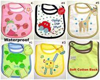 Baby Bibs Boys Girls Newborn Waterproof Saliva Towel Burp Cloth Bandana