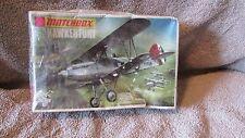 Matchbox Hawker Fury Model Kit - 1:72 - PK-1 - Made in England 1973  (B 16)