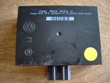 02 03 VW EUROVAN THEFT LOCKING COMPUTER MODULE 7D0959800C TESTED OEM
