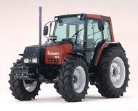 Valtra 6000 - 8950 Tractor Service Repair Workshop Manuals