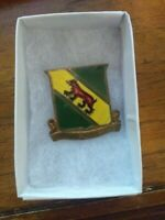 143rd Armor Tank Battalion Pin Crest DI DUI No Mark