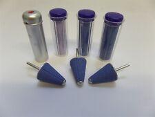 Emjoi Micro-Pedi Pro Tornado Pedicure Replacement Sanders Rollers Blue