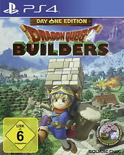 Dragon Quest Builders - Day One Edition (Sony PlayStation 4, 2016)