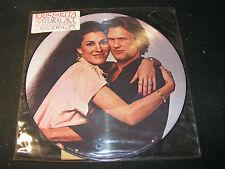 KRIS & RITA Natural Act / US Limited Edition Picture Disc LP 1979 A&M PR-4690