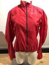 Craft Womens Cycling Jacket. Converts form jacket to vest.