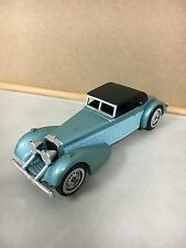 MATCHBOX - Models of Yesteryear n°Y-17 1938 Hispano Suiza