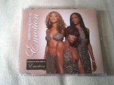 DESTINY'S CHILD - EMOTION - ENHANCED UK CD SINGLE