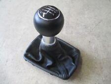 6-Gang Lederschaltknauf Lederschaltsack Audi A4 B6 8E Schaltsack Schaltknauf