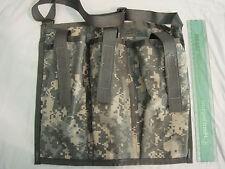 4 Military Army ACU MEDIC Bandoleer EMT Pouch Bag Water Bottle Carrier w/ Sling