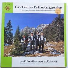 En terre fribourgeoise Yodels accordeons schwyzois FRERES BOSCHUNG TLP 5110