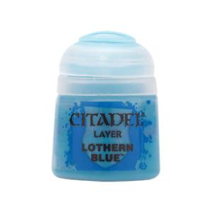 12ML - Lothern Blau Lagen - 22-18 - CITADEL Farben - Spiele Werkstatt