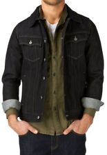 G-Star Raw Mens 82624C Slim Tailor 3D Denim Jacket Dark Blue Medium RRP £200