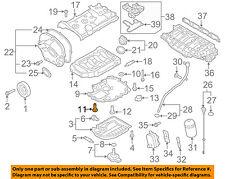 AUDI OEM 15-17 Q3 Quattro Engine Parts-Insert Bolt N10124304