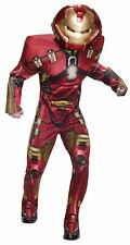 Marvel Rubie`s Men`s Avengers 2 Age Of Ultron Deluxe Adult Hulk Buster Iron Man