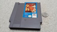 NES Nintendo, Indiana Jones and the Temple of Doom cartridge (& Dust Cover)
