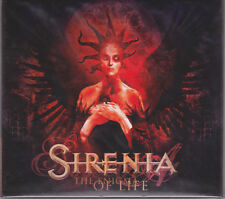 SIRENIA 2011 CD - The Enigma Of Life +2 (Ltd. Digi.) - Tristania/Mortemia/Epica