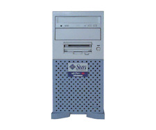 SUN Ultra 10 440MHz, 512Mb, 9.1Gb HDD, onBoard Graphics, CD-ROM, New NVRAM