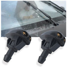 2PCS Universal Car Windshield Wiper Nozzle Sprayer Washer Spray Nozzle Sprinkler