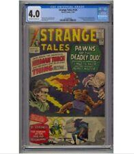 Strange Tales #126 CGC 4.0 1964 1st app. Dormammu, Clea