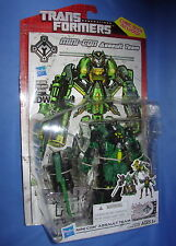 Transformers Generations Deluxe IDW MINI CON ASSAULT TEAM 30th Anniversary MOC