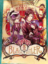 Black Butler Anime Kuroshitsuji Japan Anime Book of Circus Large Poster  *NEW*