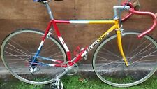 70s Bob Jackson Crit/Time Trial Bicycle, Curved seat tube,
