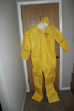 Dupont Tychem Qc 122 Byl 3 Xl Suits New As Shown