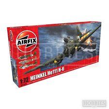 Airfix 07007 Heinkel He111 - H-6 Scale 1 72