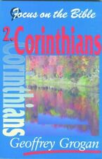 Corinthians 2 (Focus on the Bible Commentary Series)) By Grogan Geoffrey