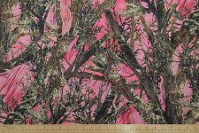 True Timber Camo MC2 Pink 900 Denier Water Repellant Cordura Type Seat Fabric