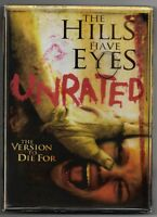 The Hills Have Eyes DVD 2006 Unrated Widescreen Blood Slipcover