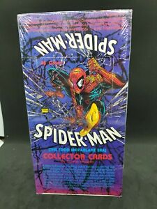 Spider-Man The Todd Mcfarlane Era Collector Cards Factory Sealed Box Prism NEW