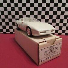 1989 Chevrolet Corvette ZR-1, (WHITE), RARE,Dealer promotional model,not-a-clone