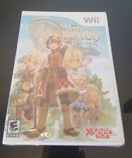 Rune Factory Frontier (Nintendo Wii, 2009) Factory Sealed!