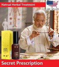 Fast hair growth serum Oil free spray Loss treatment Natural essence men women