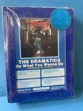 8 track - The Dramatics - Do What You Wanna Do (Sealed)