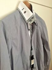Men's GUIDE London Shirt Size S NEW with Tags Chest Size 39""