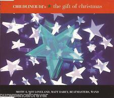 CHILDLINER DJ's - The Gift Of Christmas (UK 6 Tk CD Single)
