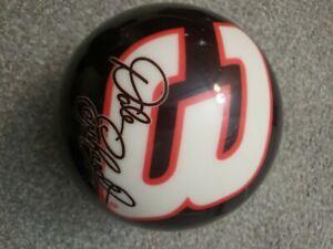 Dale Earnhardt #3 Nascar Racing Bowling Ball Drilled 14 Pounds Viz-A-Ball 2001