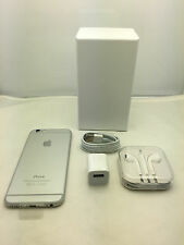 New Apple iPhone 6 128GB Silver White For US CELLULAR A1586 AppleCare Smartphone