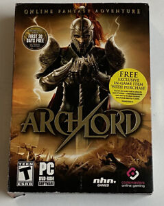 ArchLord (Microsoft Windows, 2006)